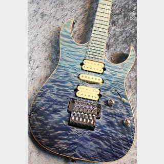 "Ibanez with a difference j.custom 2020 model ""JCRG2001"" Undine #B20303  【軽量個体】【極杢個体】"