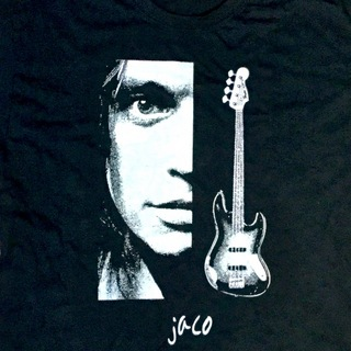 FRUIT OF THE LOOM Jaco Pastorius T-shirt