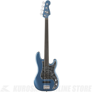 Fender Tony Franklin Fretless Precision Bass Lake Placid Blue [受注生産品]【送料無料】(ご予約受付中)