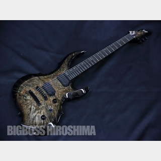 ESP FRX-CTM NT Burled Maple