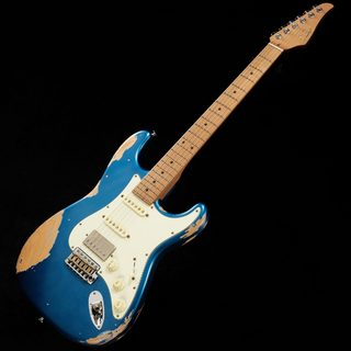 Suhr(正規輸入品) 《ローン48回まで金利無料!》Custom Classic Antique SSH Lake Placid blue Heavy Aging 【渋谷店】