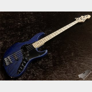 ESP AMAZE-AS/M【DRIFTWOOD Series, Blue w/Black Filler】