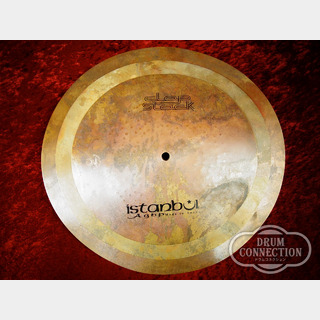 "ISTANBUL AGOP Stack Cymbal Clap11""+13""+15"""