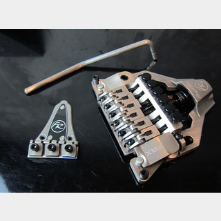 Floyd Rose FRX Antique Silver