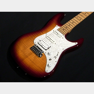 Ibanez AZ224F Brown Topaz Burst