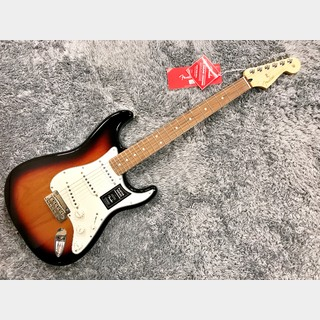Fender Player Stratocaster 3-Color Sunburst / Pau Ferro 【展示入替特価】【2019年製】