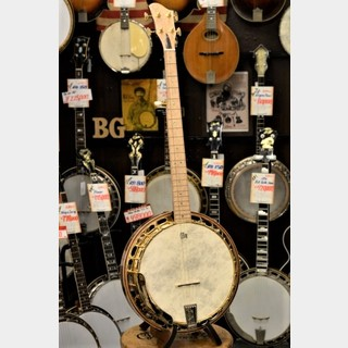 Charles Paddock CPB-M/R 5-Strings Resonator Banjo