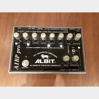 ALBIT A1BP Pro 【USED】