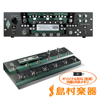 Kemper Profiling POWER RACK + REMOTE パワーアンプ搭載モデル