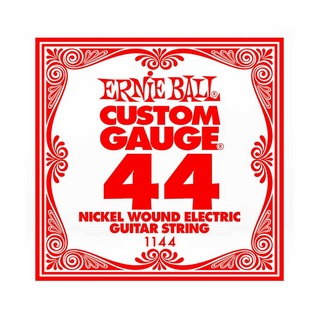 ERNIE BALL 1144 NICKEL WOUND 044 エレキギター用バラ弦