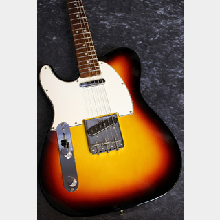 Fender 2012 New American Vintage '64 Telecasterl Lefty 3-Color Sunburst 【極薄ラッカー塗装】【レフティー】