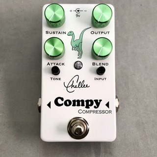 CHELLEE GUITARS and EFFECTS Compy Compressor