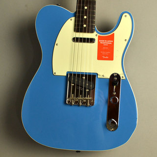Fender Traditional 60s Telecaster/CBL【USED】【下取りがお得!】