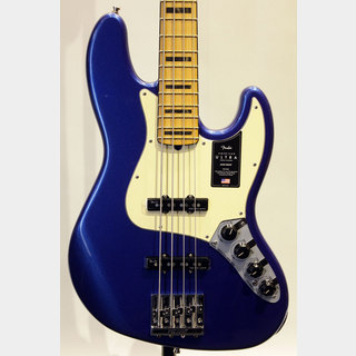 FenderAMERICAN ULTRA JAZZ BASS (Cobra Blue) 【ローン無金利】【送料無料】