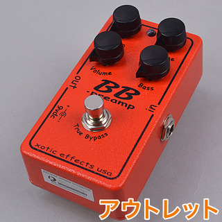 Xotic BB PreAmp 【アウトレット】