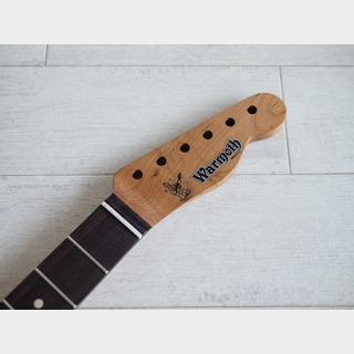 WARMOTH Telecaster Neck - Roasted Maple/Indian Rosewood