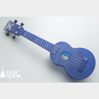 OUTDOOR UKULELESoprano Blue Nickel