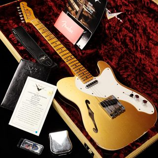 Fender Custom Shop Limited Edition Loaded Thinline Nocaster Relic Aged Hle Gold 【渋谷店】