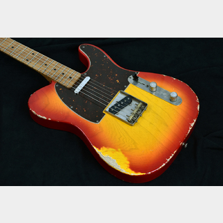 Xotic XTC-1 -Cherry Sunburst Heavy Aged-