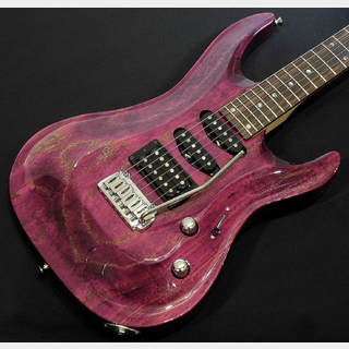 Aria Pro II MAC-LUX / PUGL(Purple/Gold Stained) 【日本製】 【限定カラー】