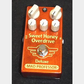 MAD PROFESSOR Sweet Honey Overdrive Deluxe FAC 【数量限定特価】【2台限り】