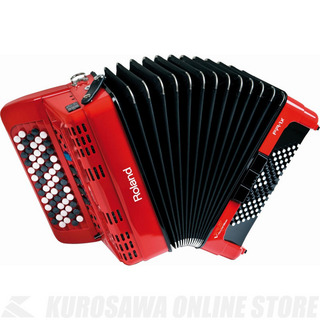 Roland V-Accordion FR-1XB RD (Red)