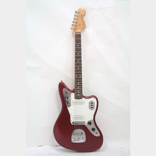 Fender Road Worn 60s Jaguar / Candy Apple Red