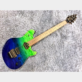 EVH Wolfgang WG Standard Quilt Maple Tahiti Night 【2020年製】