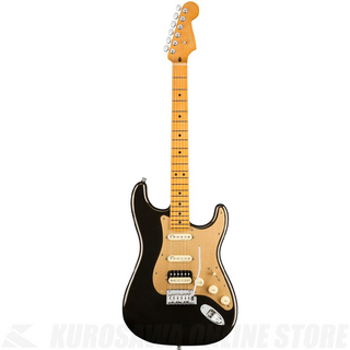 Fender American Ultra Stratocaster HSS,Maple Fingerboard,Texas Tea【小物セットプレゼント!】