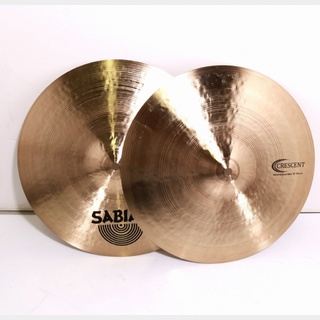 SABIAN CRESCENT 14インチ HAMMERTONE HATS Jeff Hamilton Collection CR-14THH/BHH 830/1200g【SHIBUYA_WEST】