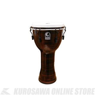"TOCAFreestyle II Djembe 12"" - Spun Copper - Synthetic Head[TF2DM-12SC]《ジャンベ》【送料無料】"