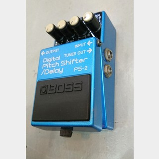 BOSS PS-2 Digital Pitch Shifter/Delay