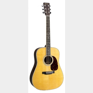 Musical Instruments & Gear Bright Martin Custom D-28bp Used Guitars & Basses