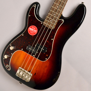 Squier by Fender CV 60s P BASS Left-Handed 3-Color Sunburst #ICS20038595【左利き】【送料無料】
