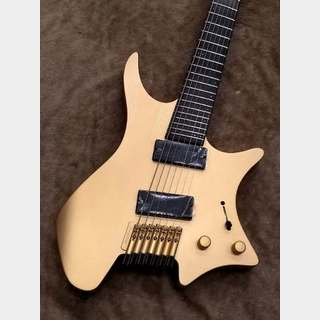 strandberg Boden Metal 7 10th Anniversary Limited Edition 【Gold】【7弦】