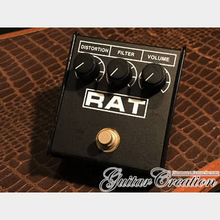 "Pro Co RAT 2 '94年製【MADE IN USA】""LM308N CHIP!!""(Black Face/LED)"