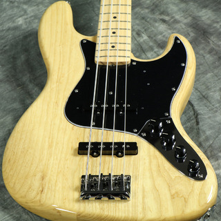 Fender Made in Japan Limited Active Jazz Bass Maple Fingerboard Natural 【WEBSHOP】