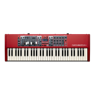 CLAVIA Nord Electro 6D 61【48回無金利キャンペーン中!!送料無料!】