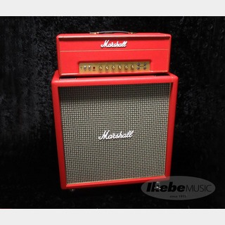 Marshall 1987X & 1960BX 【RED for Design Store】