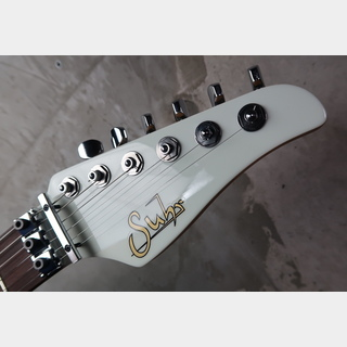 Suhr Classic Olympic White / H-H