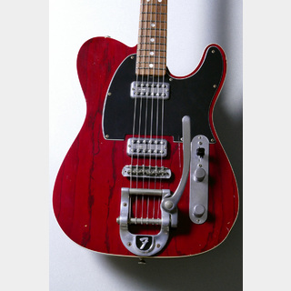 Fender Custom Shop MBS 1967 Telecaster Relic by Stephen Stern -Wine Red- [3.59kg][2012年製]【USED】【Bigsby!!】