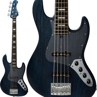 Bacchus WOODLINE 517AC (BLU-Oil/Ebony) [Active Model] 【特価】