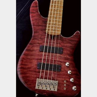 "Anaconda Bass Ultra J5E-Elite ""5th Anniversary"" -Red Burst Gloss-【NEW】"