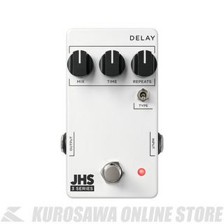 JHS Pedals 3 Series DELAY ≪ディレイ≫ 【送料無料】