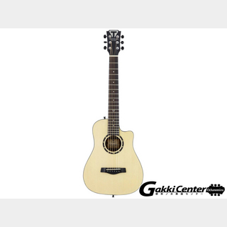Traveler GuitarCamper CS-10, Solid Spruce Top