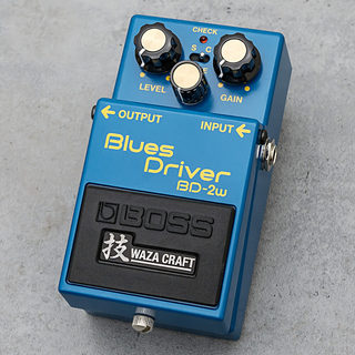 BOSSBD-2W Blues Driver【BOSSで人気のBlues Driver!】