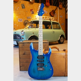 T's Guitars DST-Pro24,Carved Top Trans Blue Burst【御茶ノ水店】