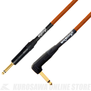 ORANGE CA-JJ-ANIN-OR-10 / 10ft Inst Cable (S/L)