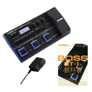 BOSS GT-1 + PSA-100S2 + シンコー・ミュージック・ムック THE EFFECTOR BOOK PRESENTS BOSS GT-1の教科書