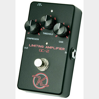 Keeley Compressor GC-2 Limiting Amplifier【今がチャンス!円高還元セール!】 【Keeley Tシャツプレゼント】